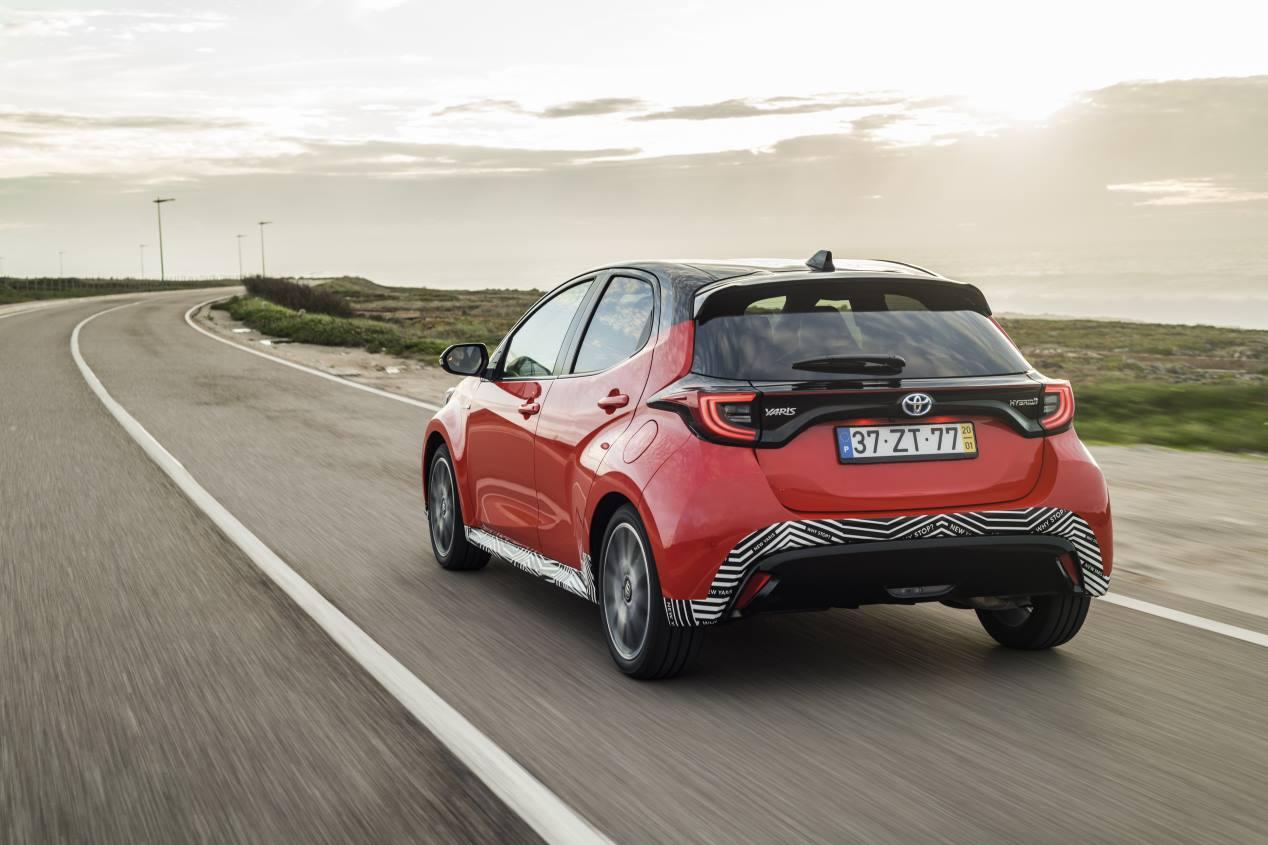 El nuevo Toyota Yaris 2020, a la venta antes del verano