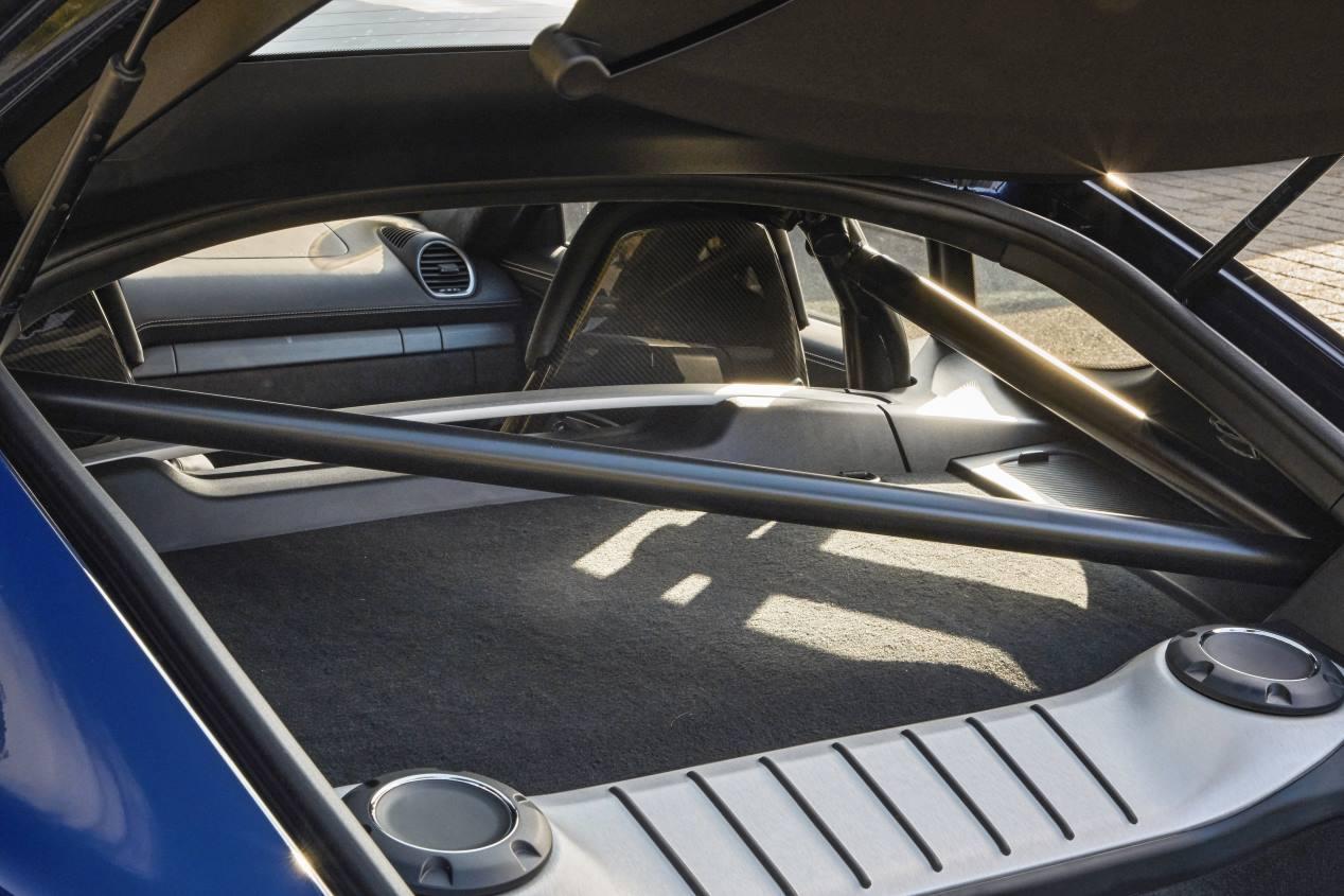 Porsche 718 Cayman GT4: pura diversión deportiva