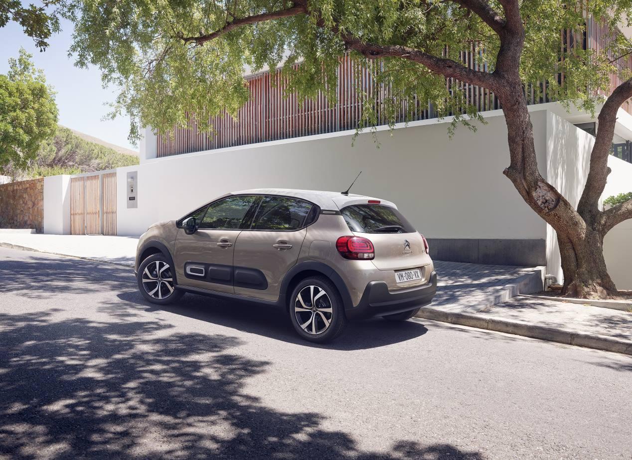 Citroën C3 2020: primeras fotos oficiales de la renovación del utilitario