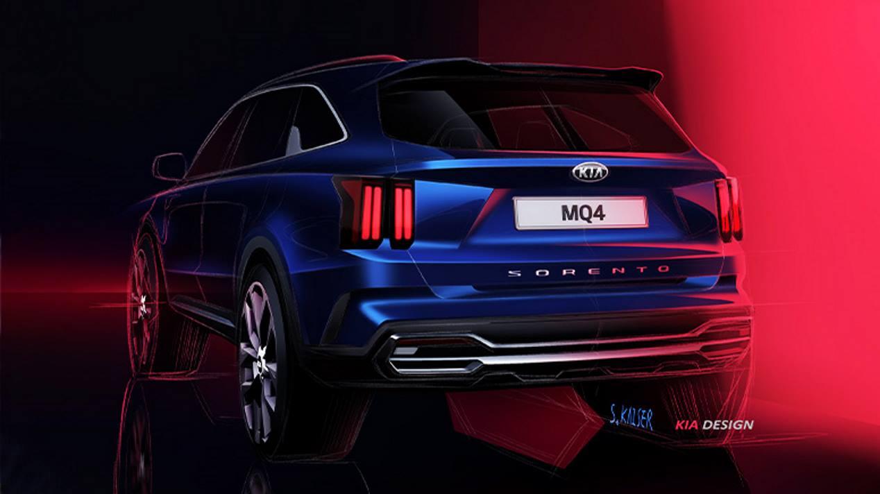 Kia Sorento 2021: el nuevo SUV se presenta en el Salón de Ginebra