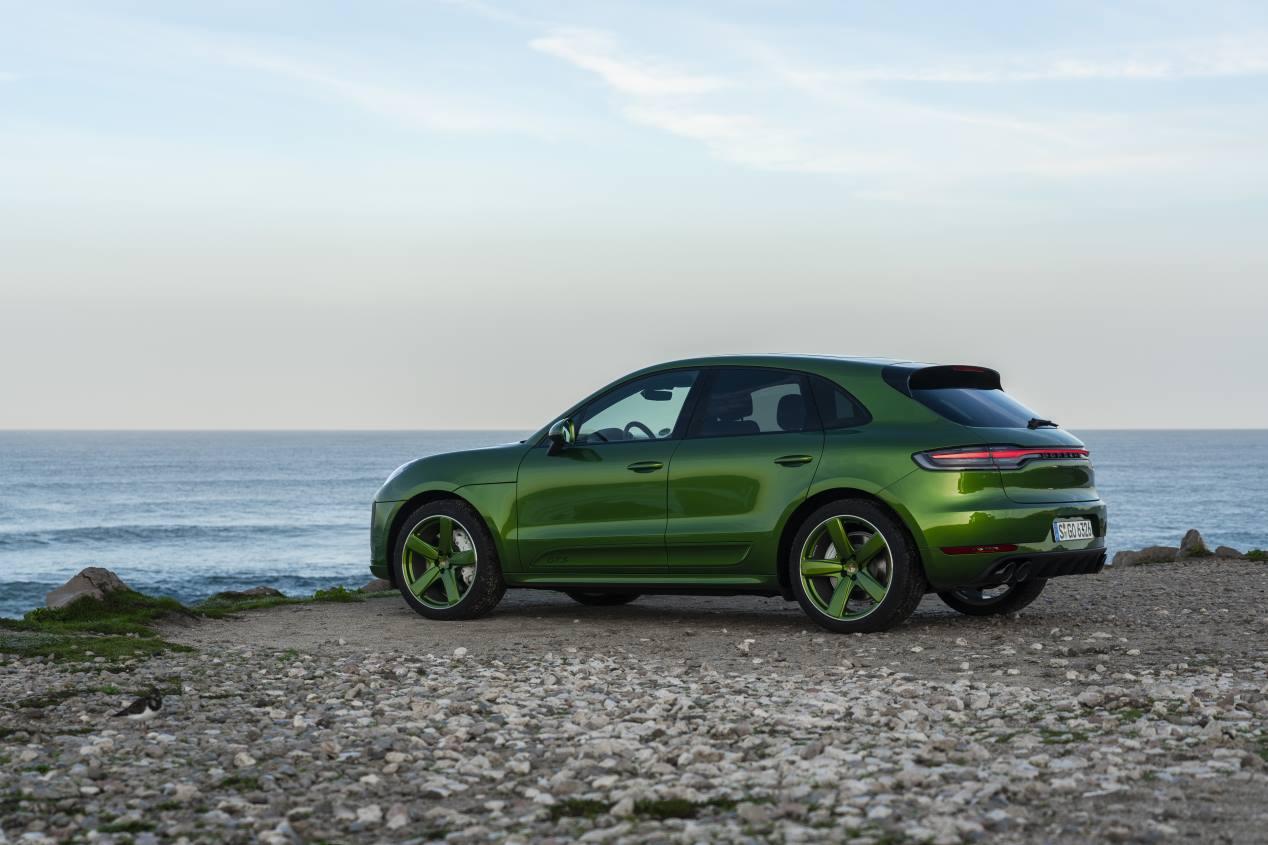 Porsche Macan GTS 2020: las fotos más espectaculares del SUV deportivo