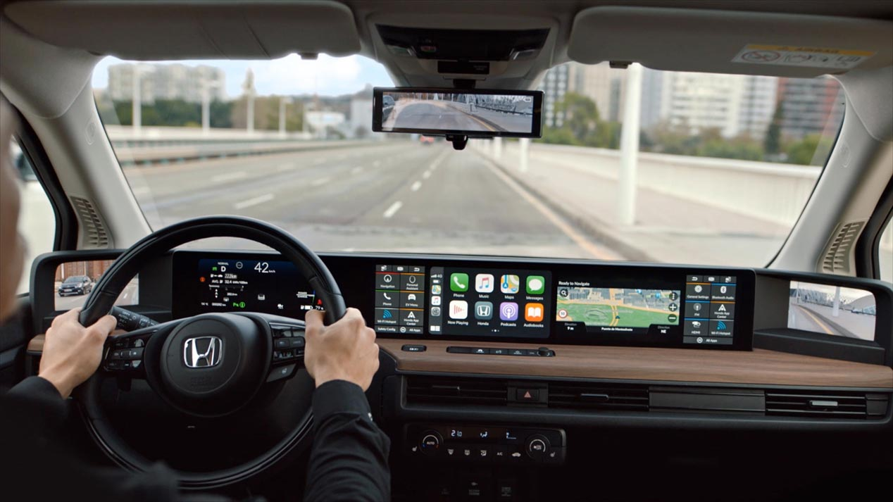Honda e: llega el nuevo urbano eléctrico japonés