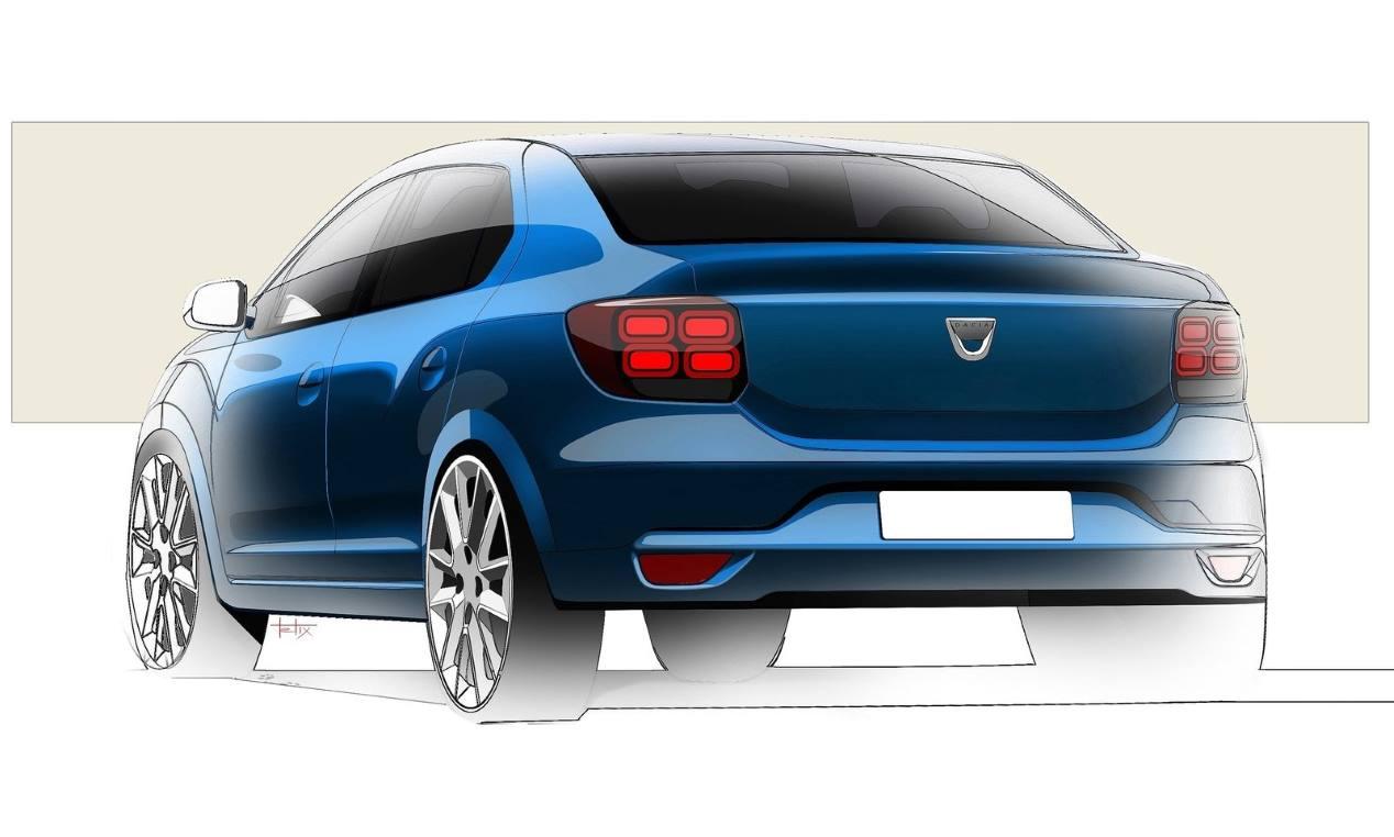 El nuevo Dacia Logan se podría presentar en el Salón de París 2020