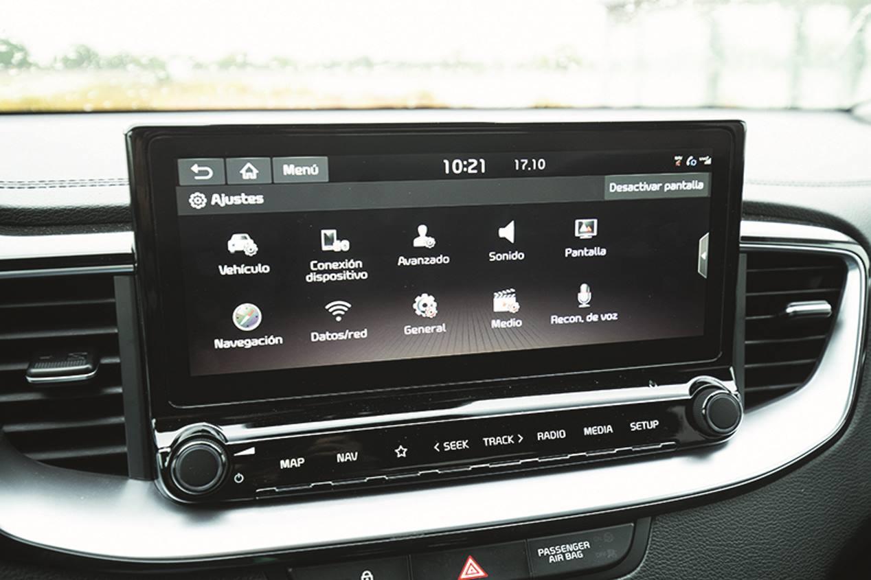Kia XCeed 1.0 T-GDi: a prueba la versión de gasolina de 120 CV
