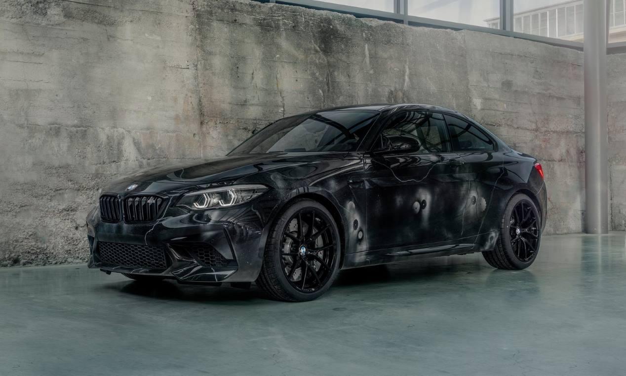 BMW M2 by Futura 2000: arte urbano deportivo y contemporáneo