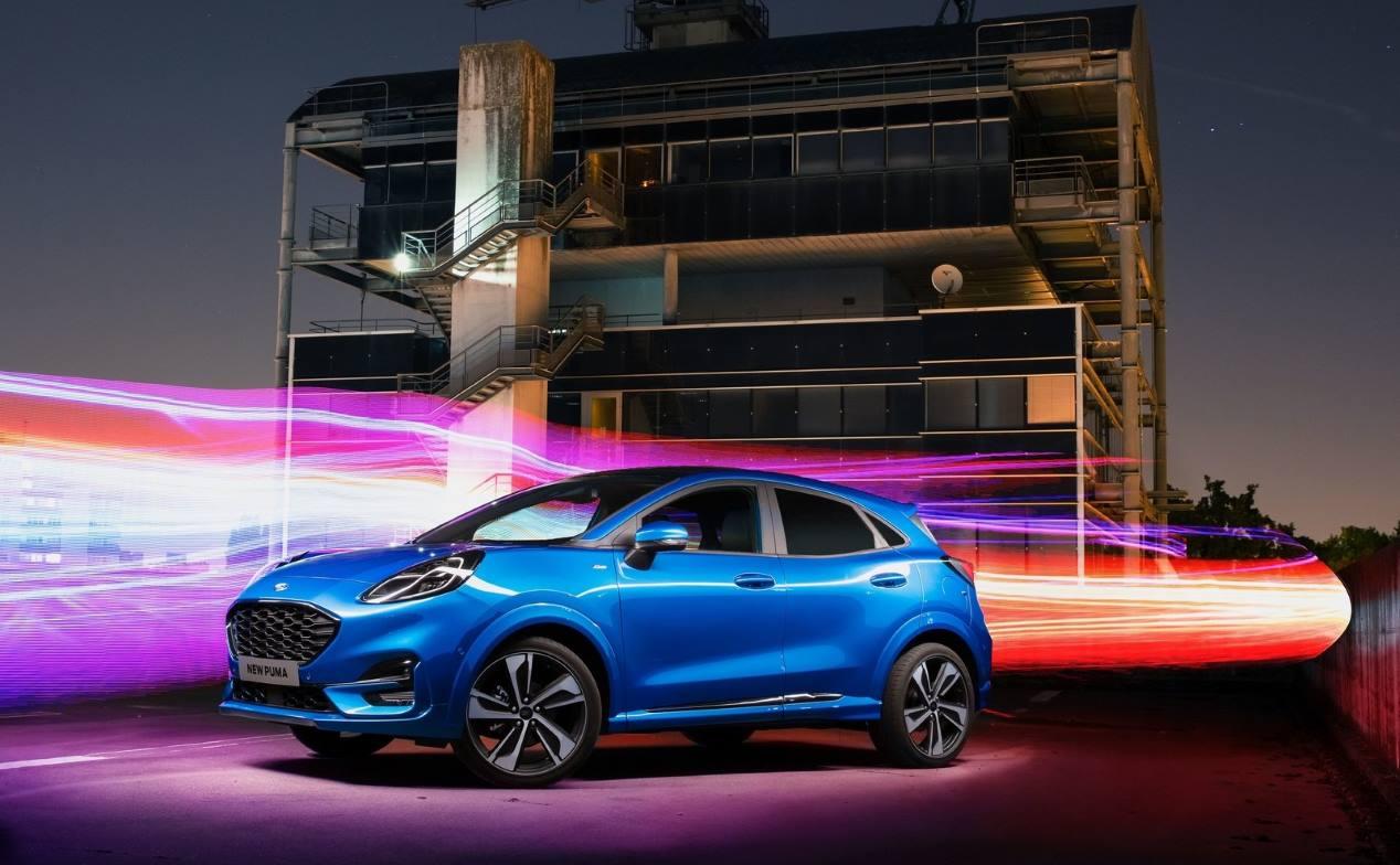 Ford Puma ST 2020: el SUV deportivo rozará los 200 CV
