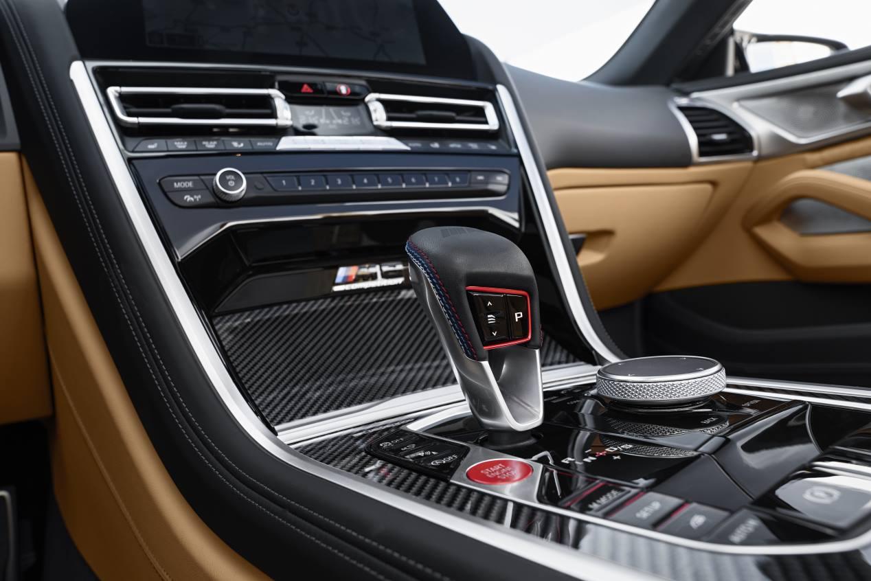 BMW M8 Competition Coupé y Cabrio 2020: poder en movimiento
