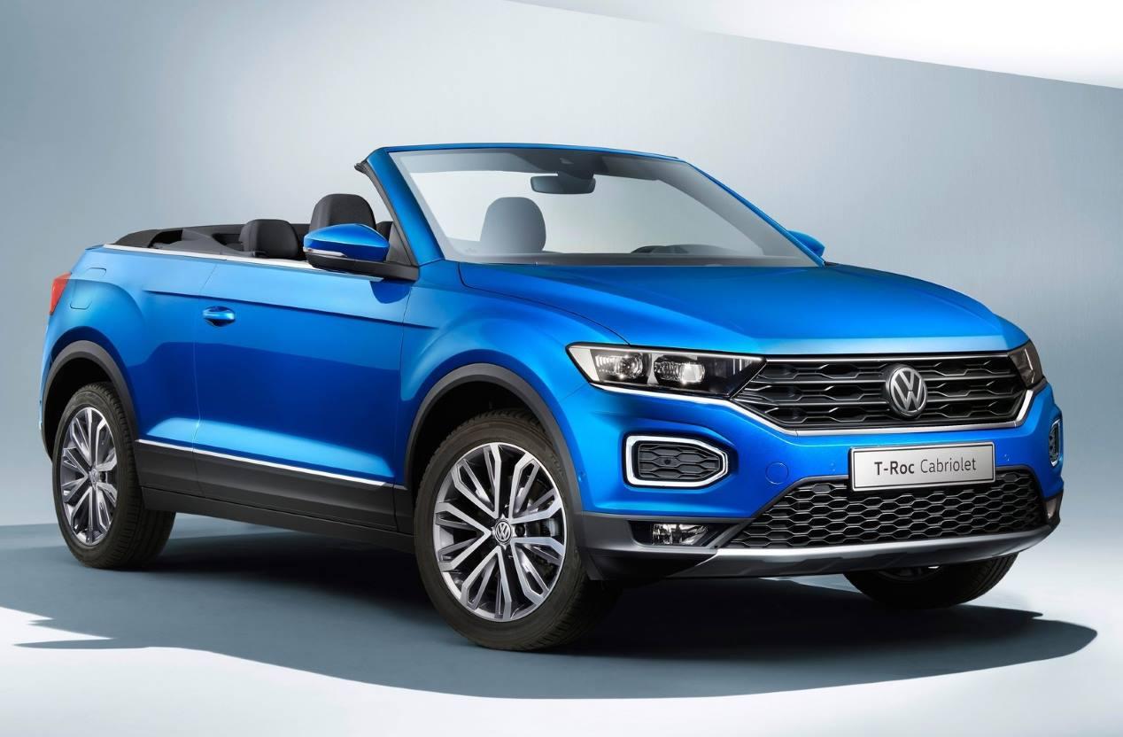VW T-Roc Cabrio 2020: el SUV descapotable llega a España