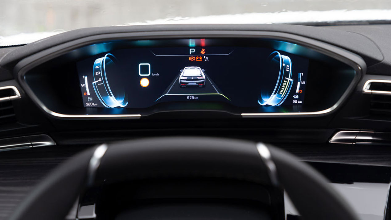 Las mejores fotos de los híbridos enchufables de Peugeot