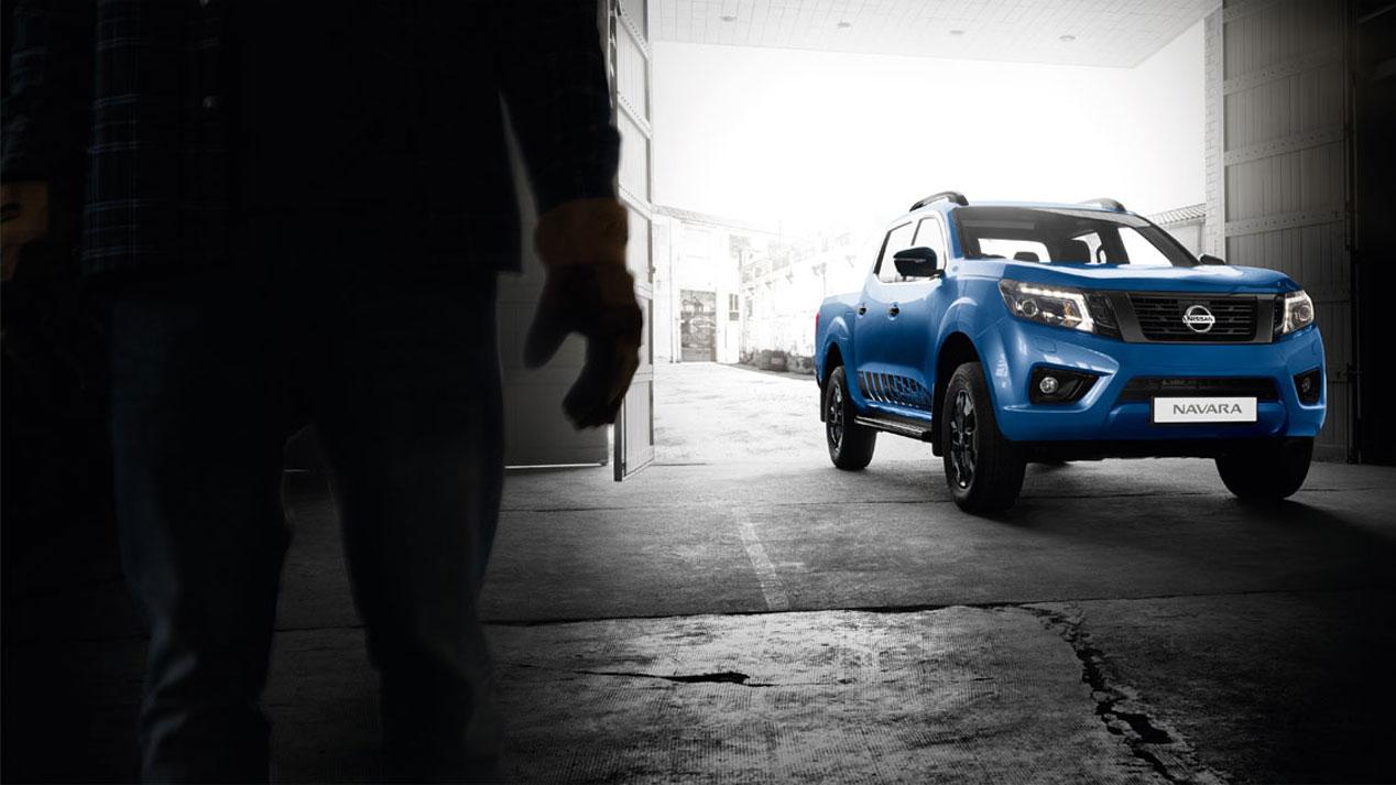 Nissan Navara N-Guard, las mejores fotos de la renovada pick-up