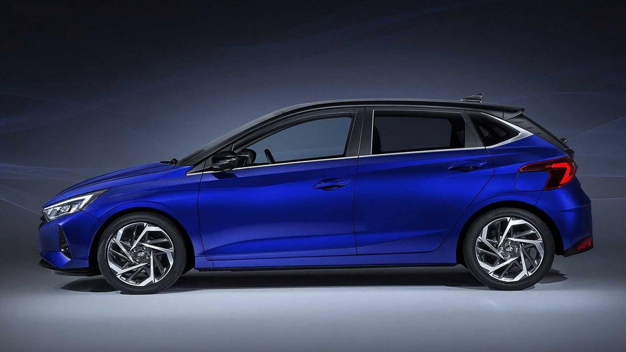Hyundai i20 2020: se filtran las primeras imágenes oficiales