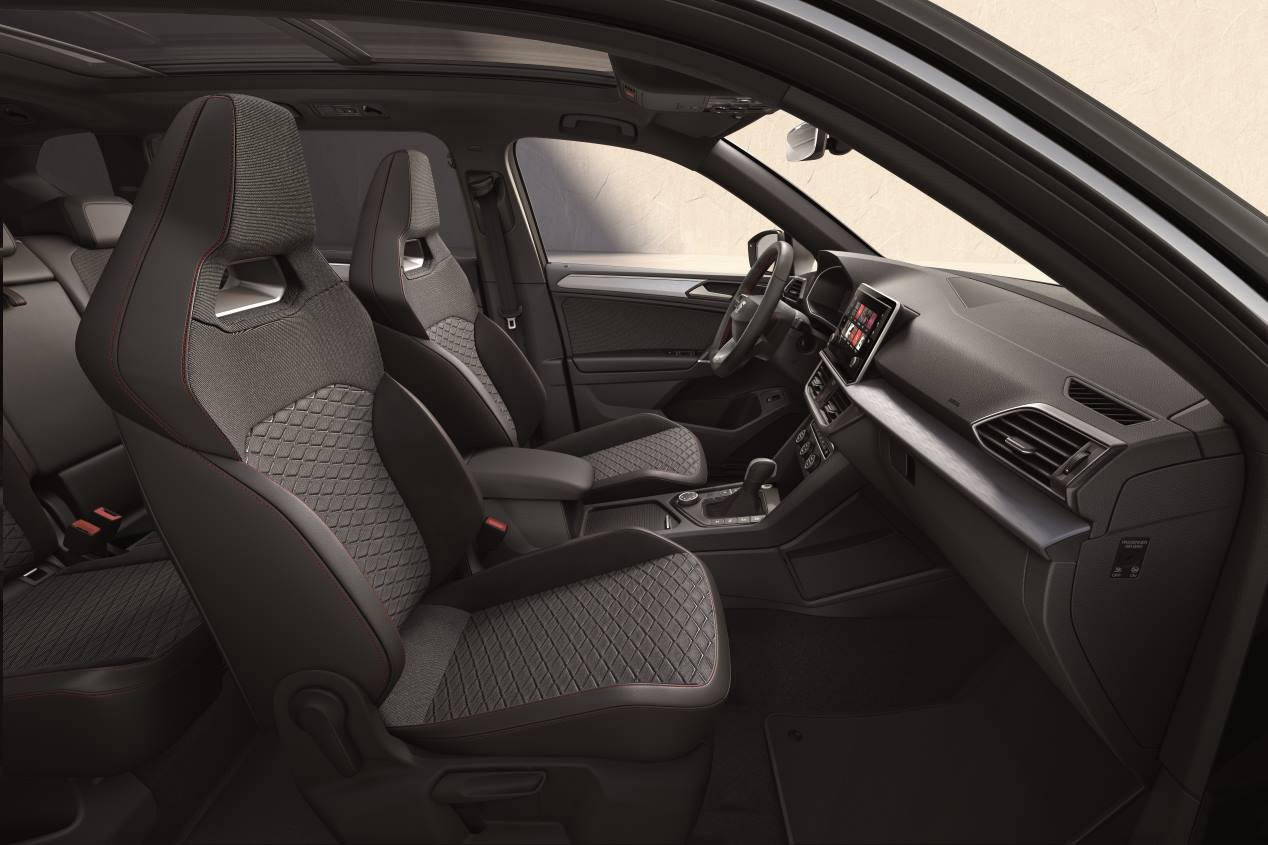 Seat Tarraco FR: el nuevo SUV deportivo, en imágenes