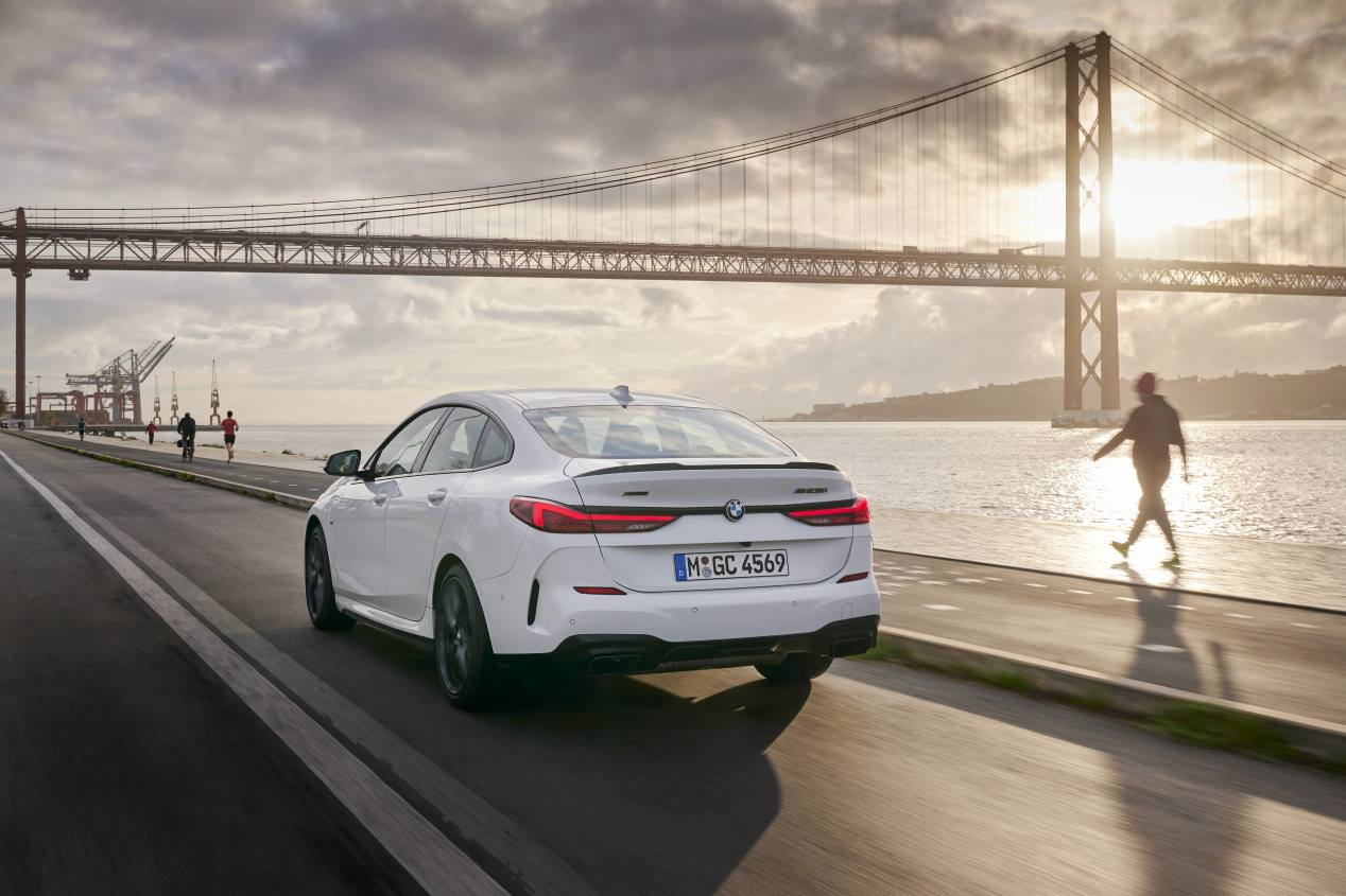 BMW Serie 2 Gran Coupé 2020: probamos la nueva berlina coupé