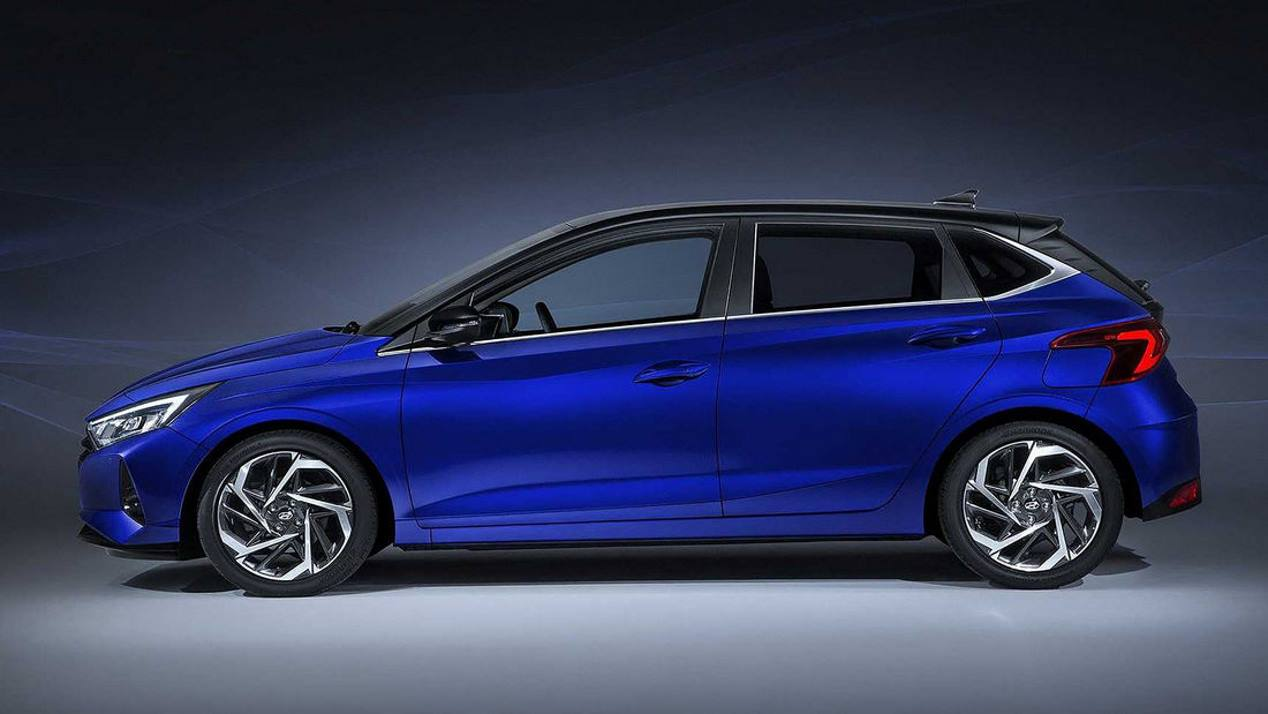 Hyundai i20 2020: primeras fotos oficiales del nuevo utilitario