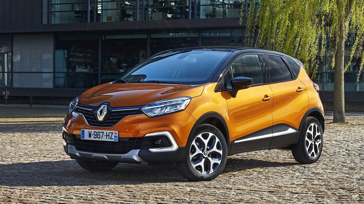 Los coches más vendidos en Europa en 2019