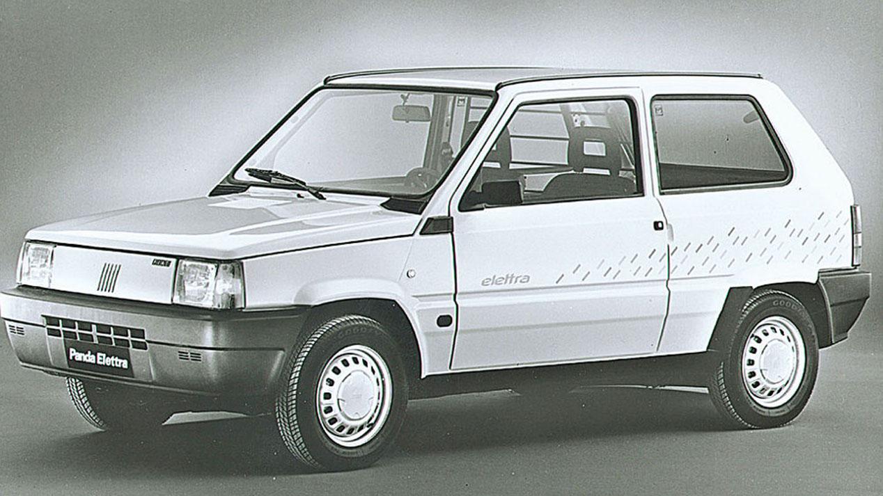 Fiat 500 y Panda Hybrid, las mejores fotos de nuestra primera prueba