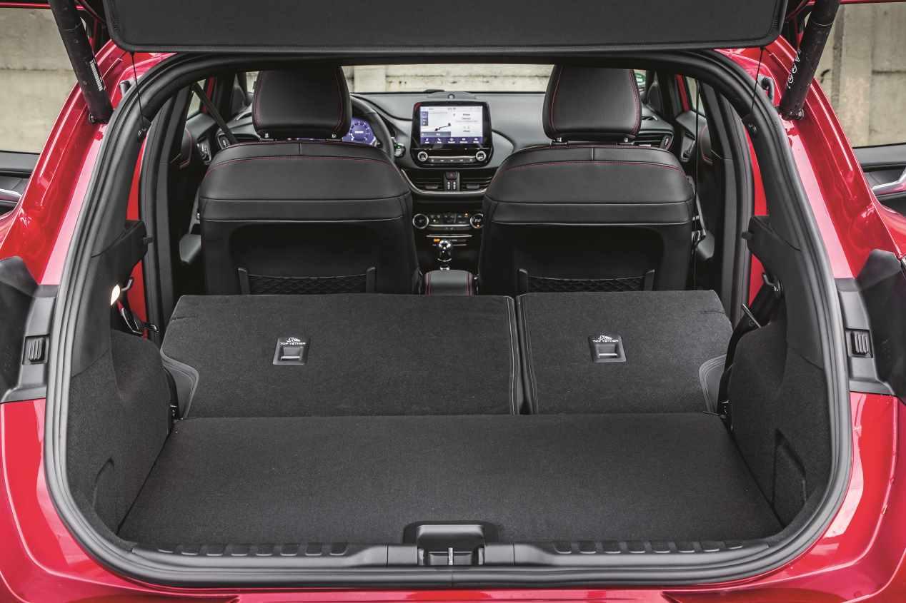 Coche del Año en Europa 2020: el Ford Puma, finalista
