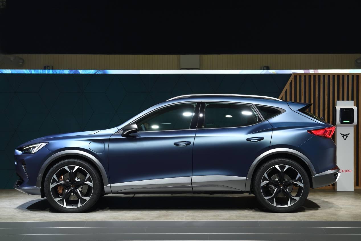 Cupra Formentor 2020: última hora del SUV coupé deportivo