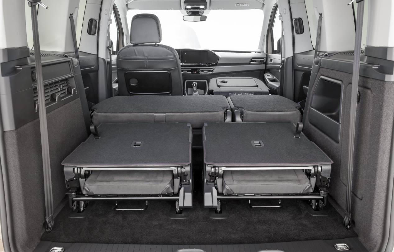 VW Caddy 2021: las mejores imágenes oficiales del nuevo ...