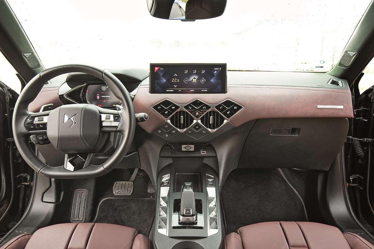Comparativa: DS 3 Crossback, Honda HR-V y VW T-Roc