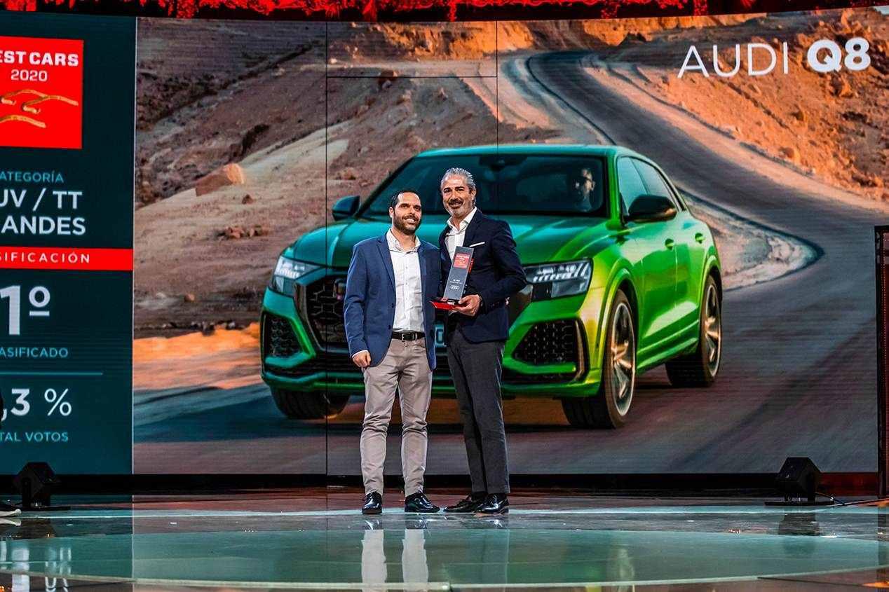 Las mejores FOTOS de los premios Best Cars 2020