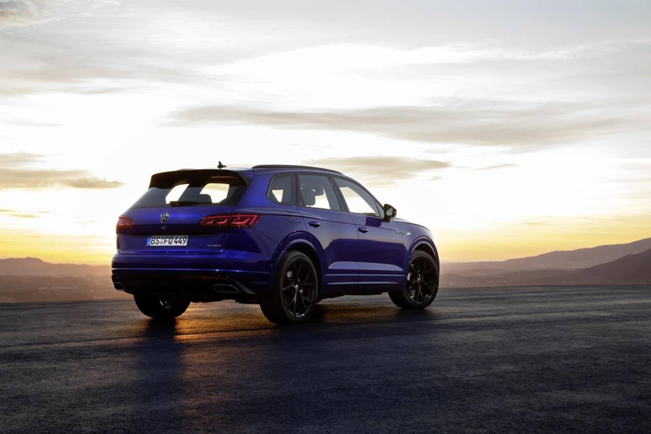 VW Touareg R: la versión más potente del SUV, híbrida plug-in