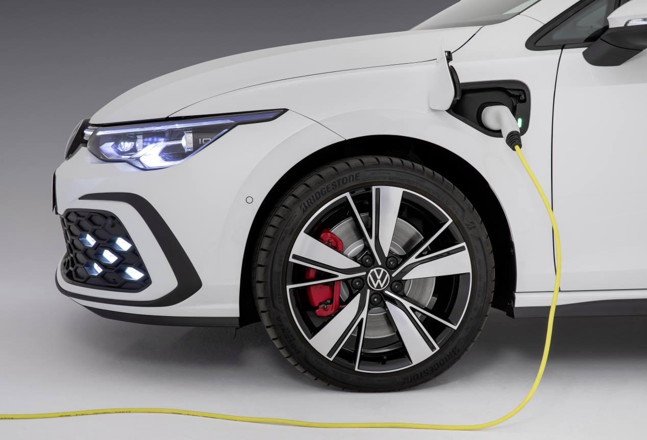VW Golf GTI , GTD y GTE 2020: las mejores fotos oficiales