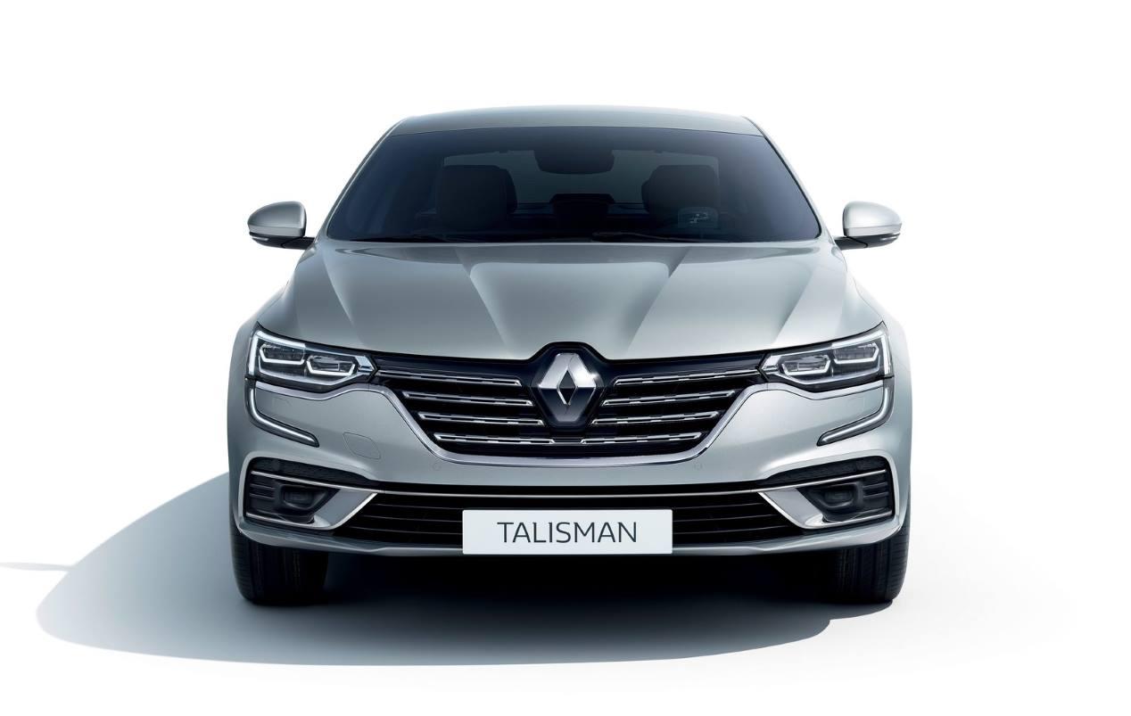 Renault Talisman 2020: la renovada berlina, a la venta en junio