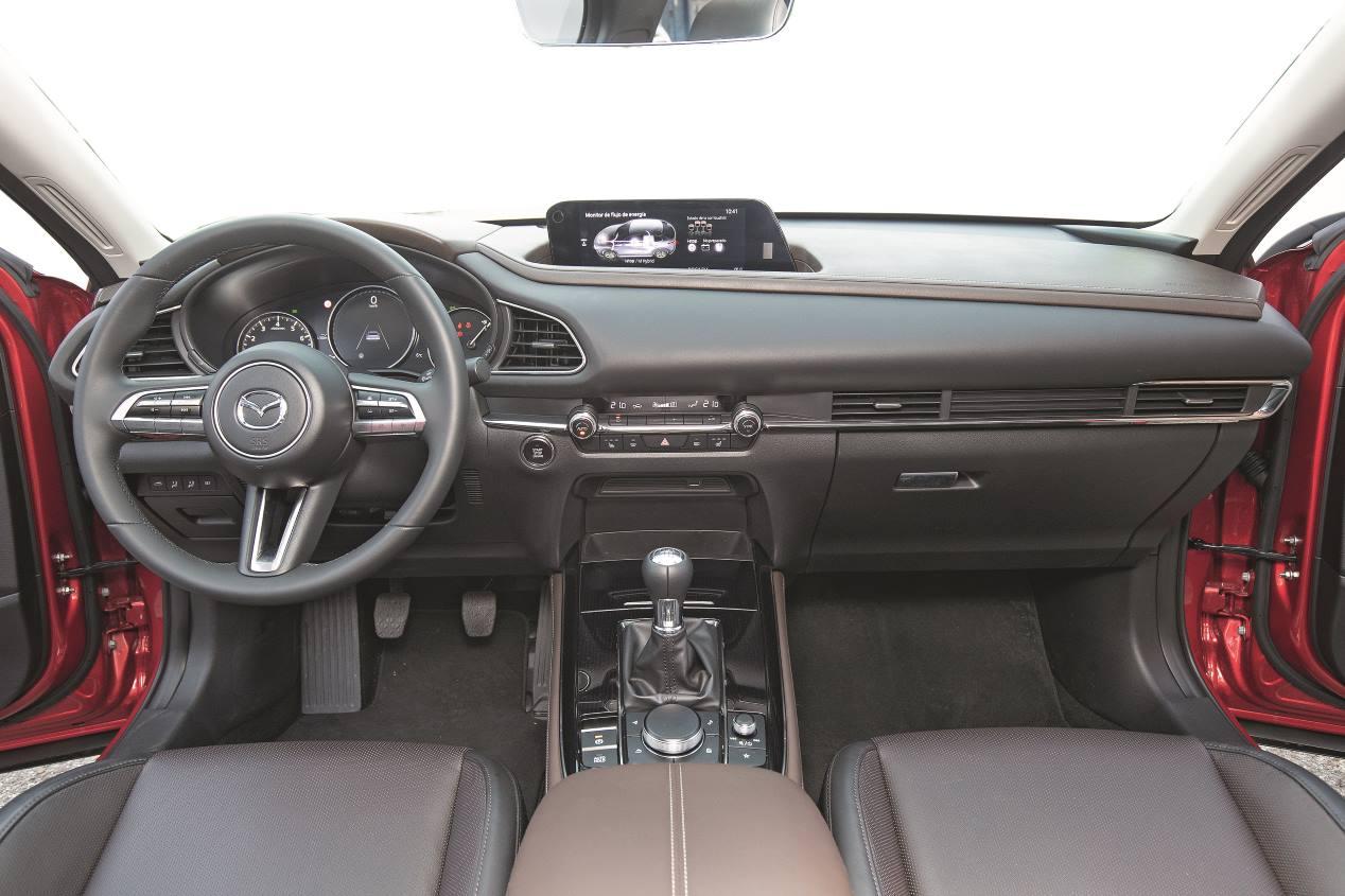Comparativa SUV: Mazda CX-30 frente Toyota C-HR