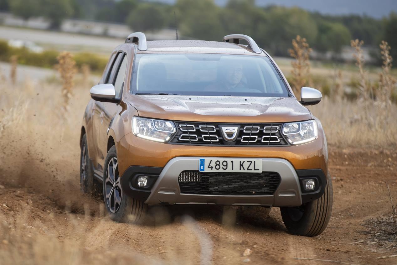 Dacia Duster 1.33 TCe 130 CV 4x4: a prueba el SUV de tracción total