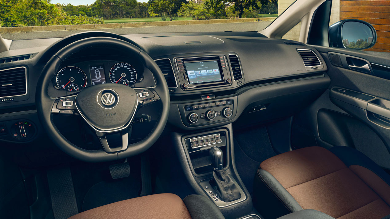 2020 VW Sharan Performance and New Engine