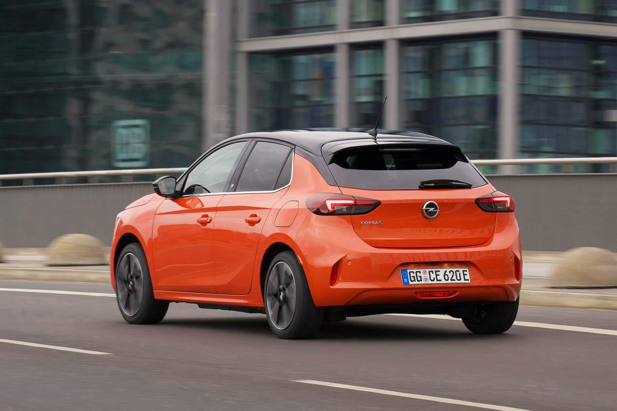 Opel Corsa e, toda la información del nuevo eléctrico de Opel