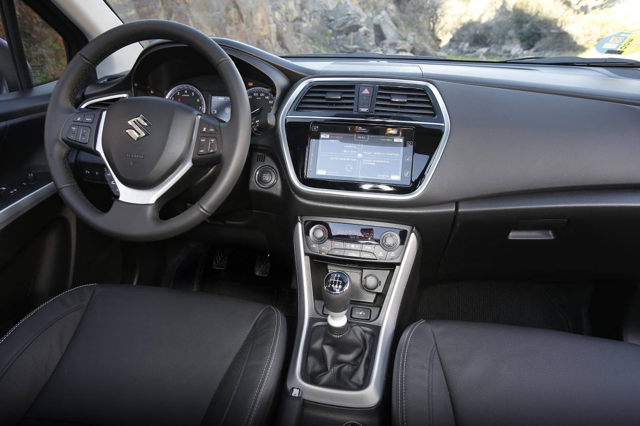 Suzuki S-Cross 1.4 Boosterjet Mild Hybrid, ya a la venta