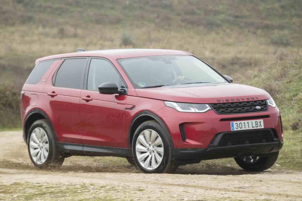 Land Rover Discovery Sport: de aventura hasta Tarifa