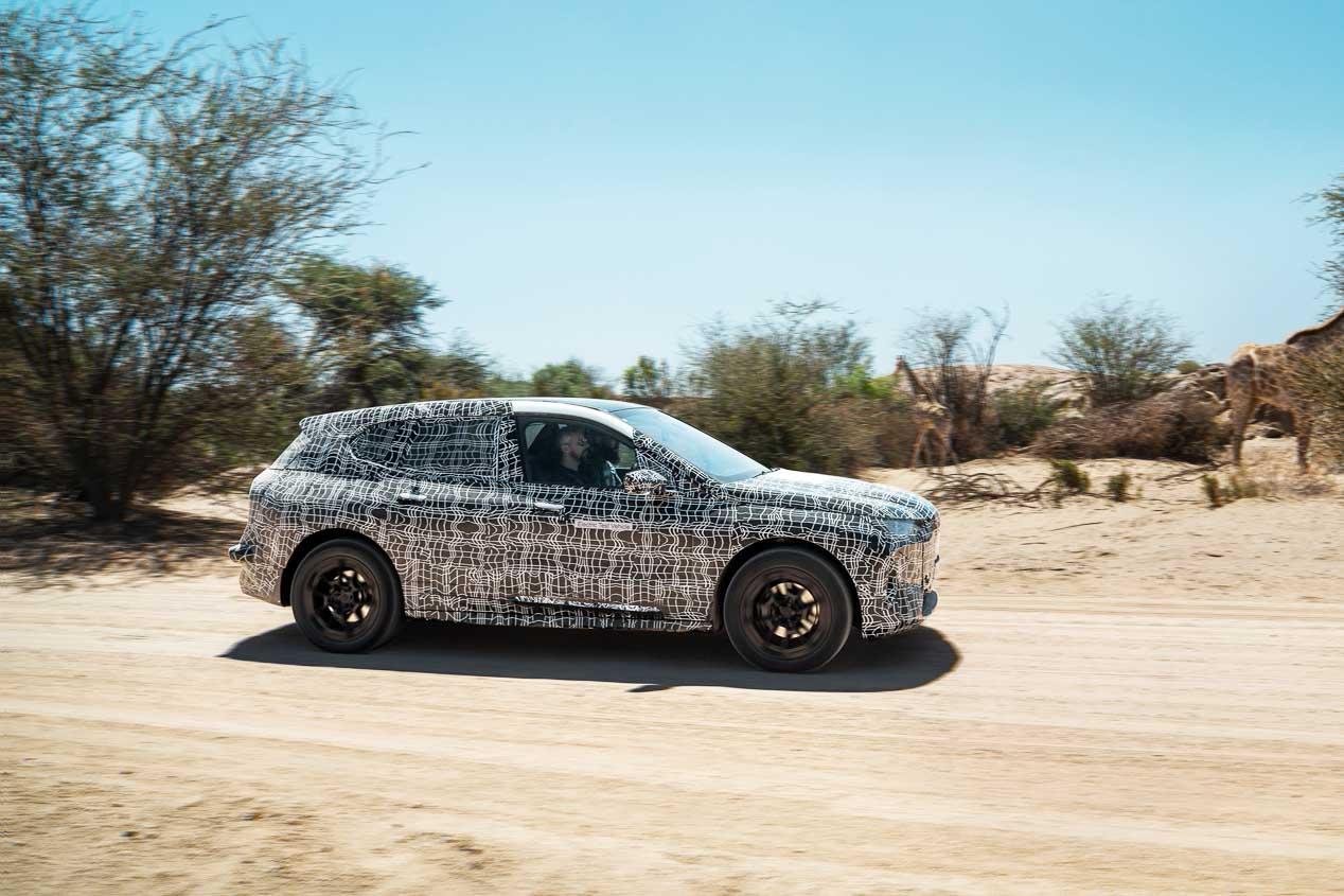 El BMW iNEXT podría derivar en el definitivo iX 2021: última hora