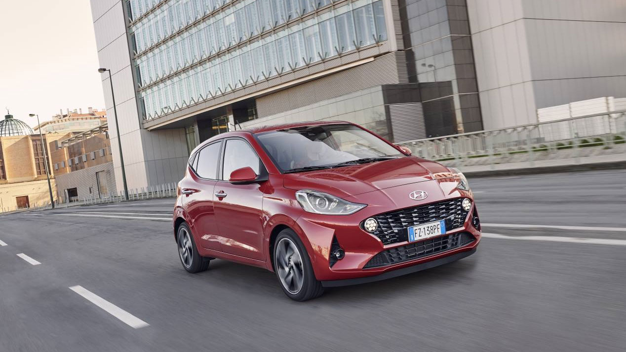 Hyundai i10, un utilitario con gran equipamiento