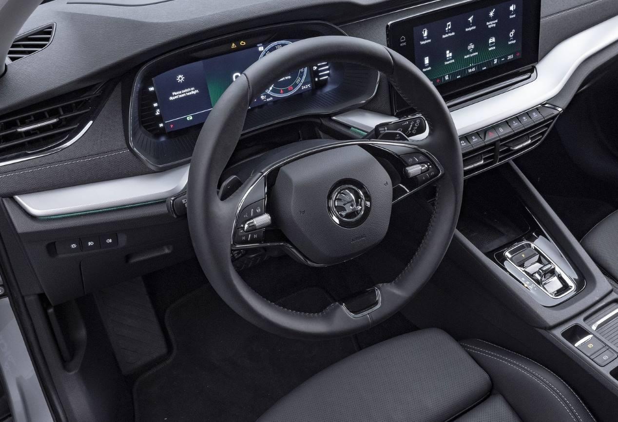 Skoda Octavia Combi 2020: las mejores imágenes del nuevo coche familiar