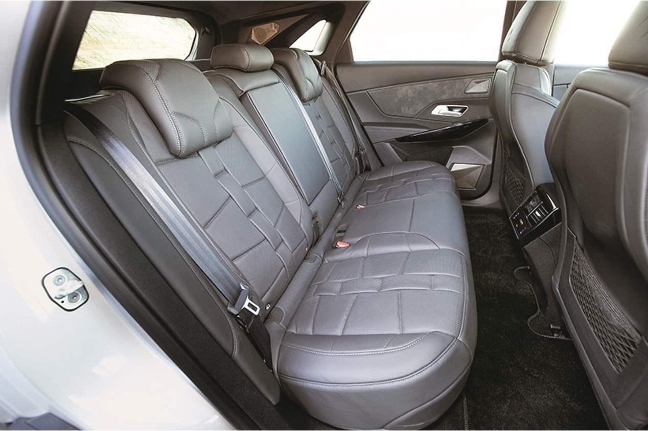 DS 7 Crossback E-Tense 4x4: las mejores fotos del nuevo SUV híbrido enchufable