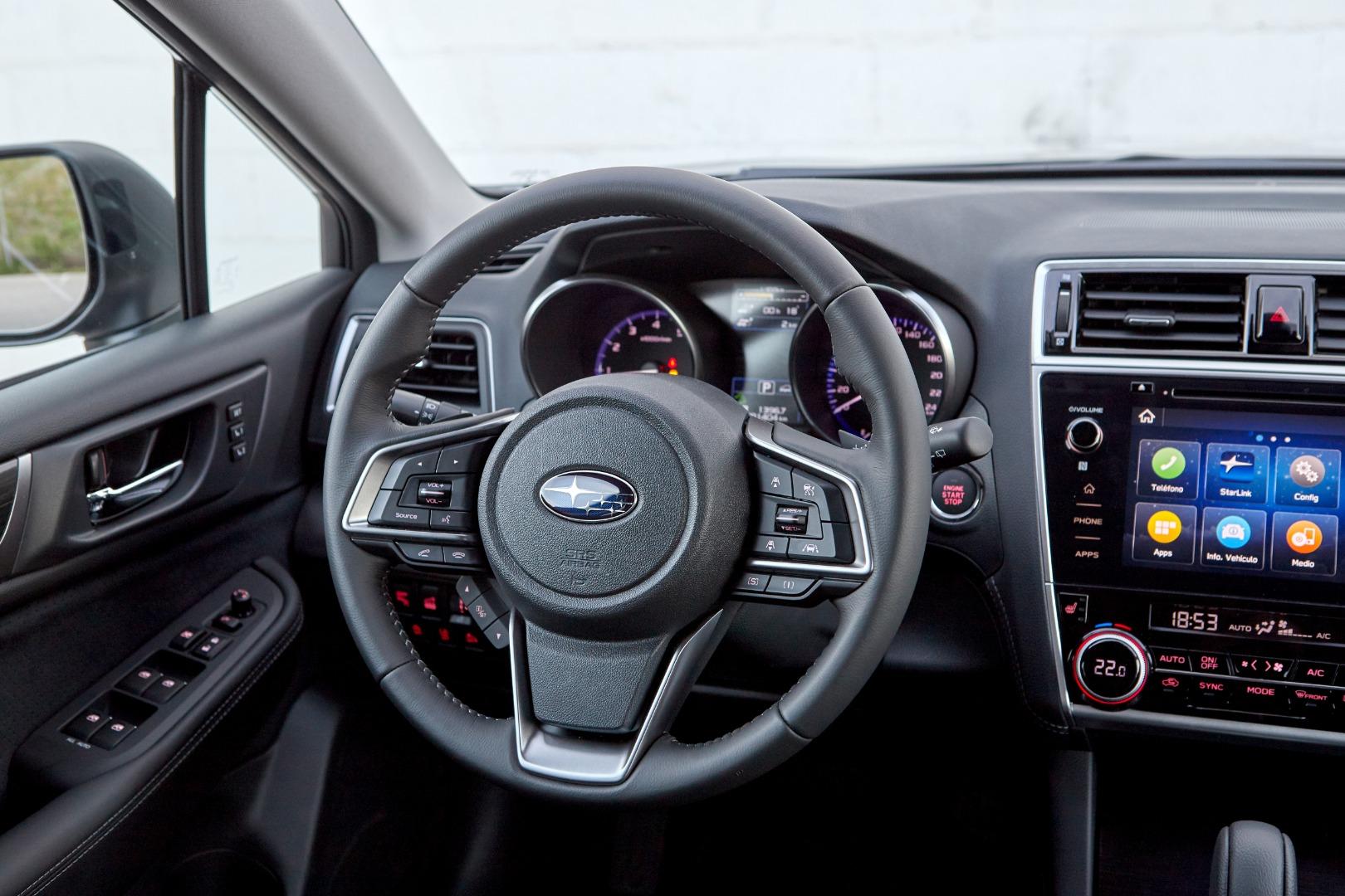 Subaru Outback Silver Edition, nuevo acabado ya a la venta