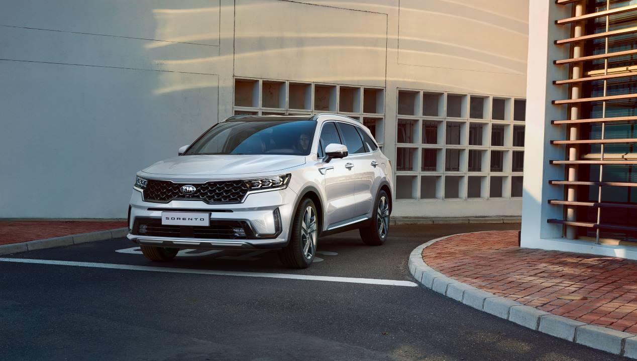 Kia Sorento 2020: las mejores imágenes oficiales del nuevo SUV de 7 plazas