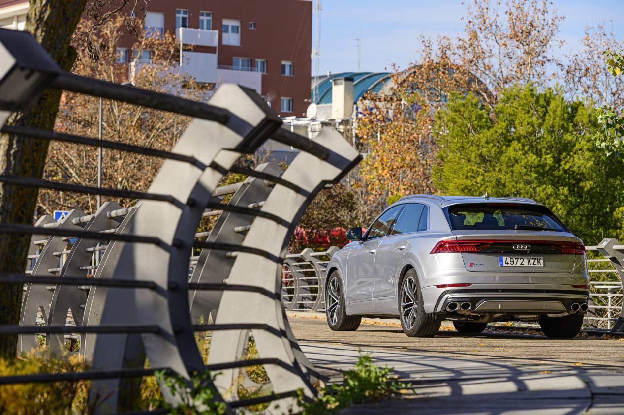 Audi SQ 8 TDI: ponemos a prueba un SUV diésel y micro-híbrido