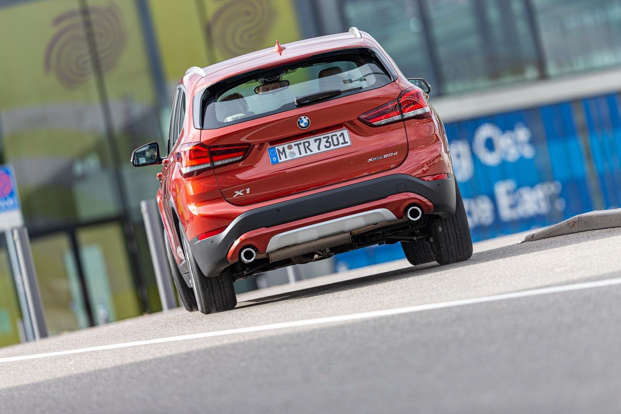 BMW X1 20d XDrive, Mercedes GLB 20d 4Matic y VW Tiguan 2.0 TDi 4Motion, ¿qué SUV es la nueva referencia?