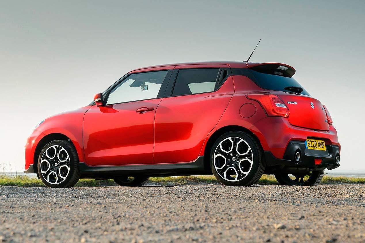 2020 New Suzuki Swift Sport Reviews