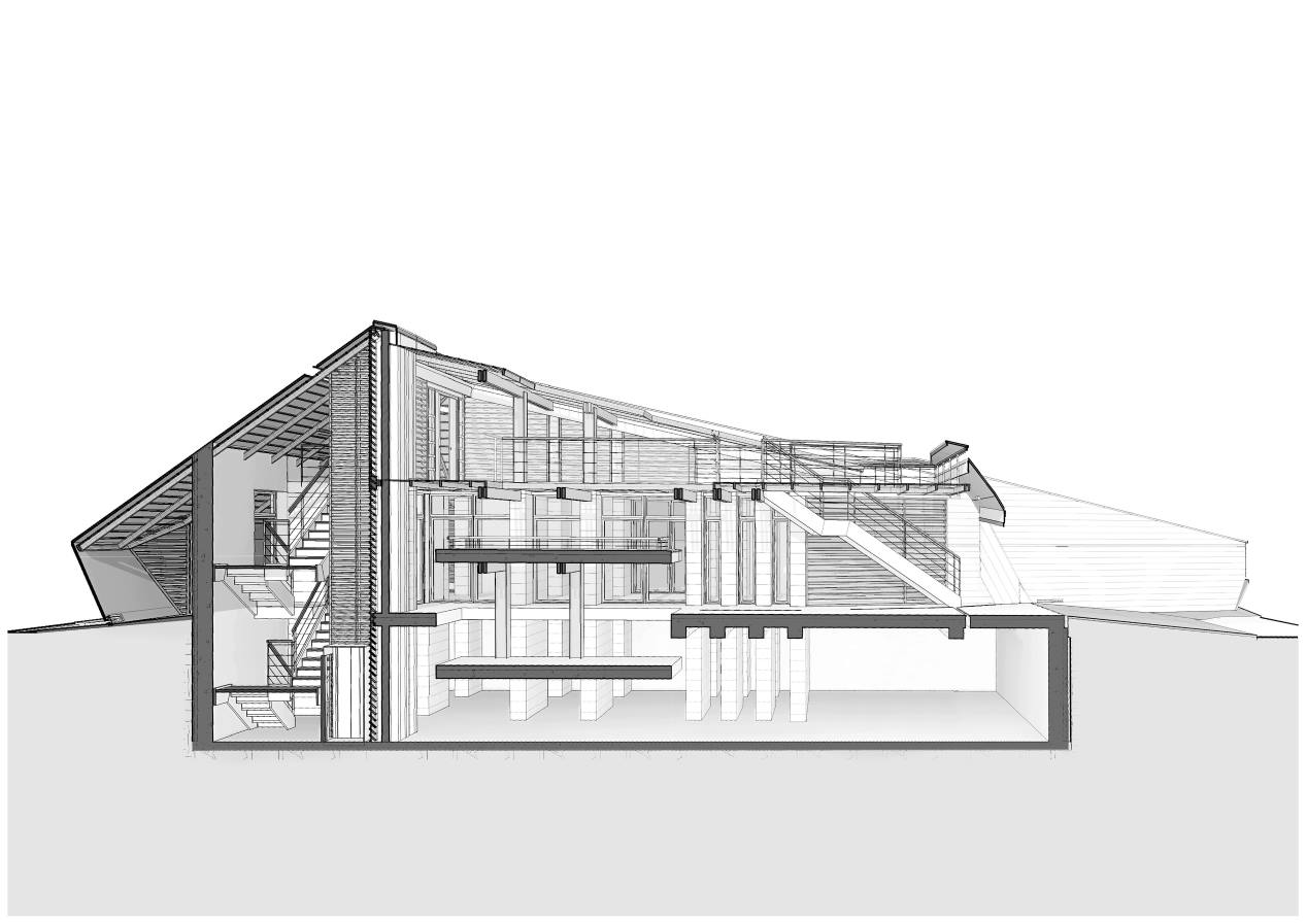 Cyberhouse, la casa anti-pandemias y anti-apocalipsis