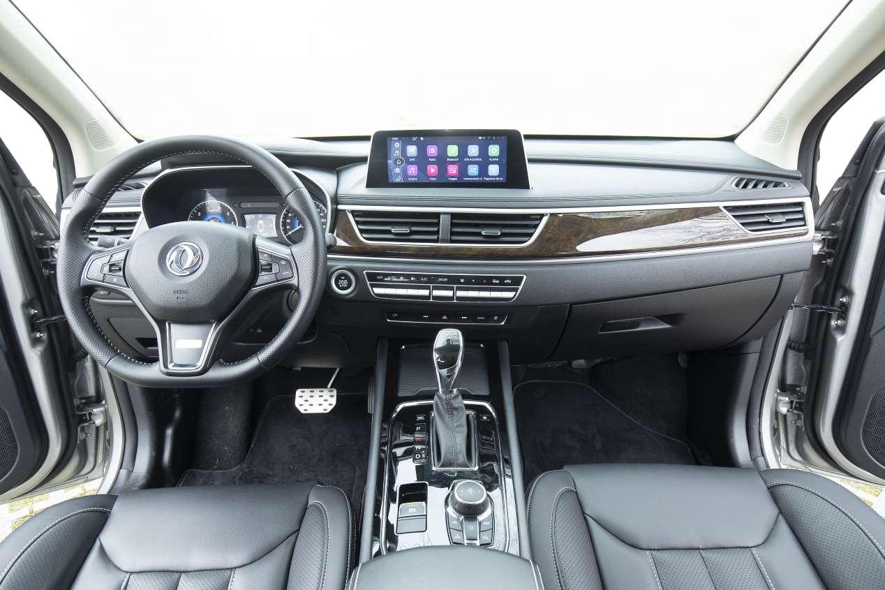 DFSK 580 1.5T 145 CV Luxury GLP: así es el nuevo SUV chino