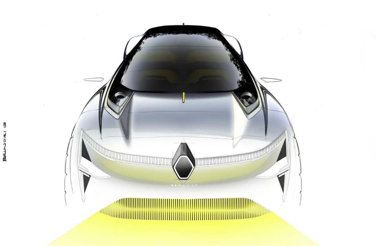 Renault tendrá en 2021 un nuevo SUV urbano eléctrico inspirado en el Morphoz