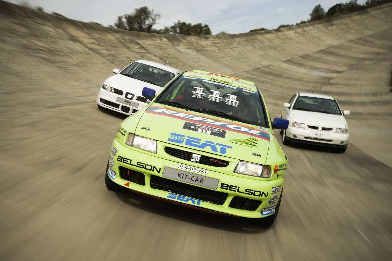 Las imágenes de COCHE A COCHE en las pruebas de automóviles