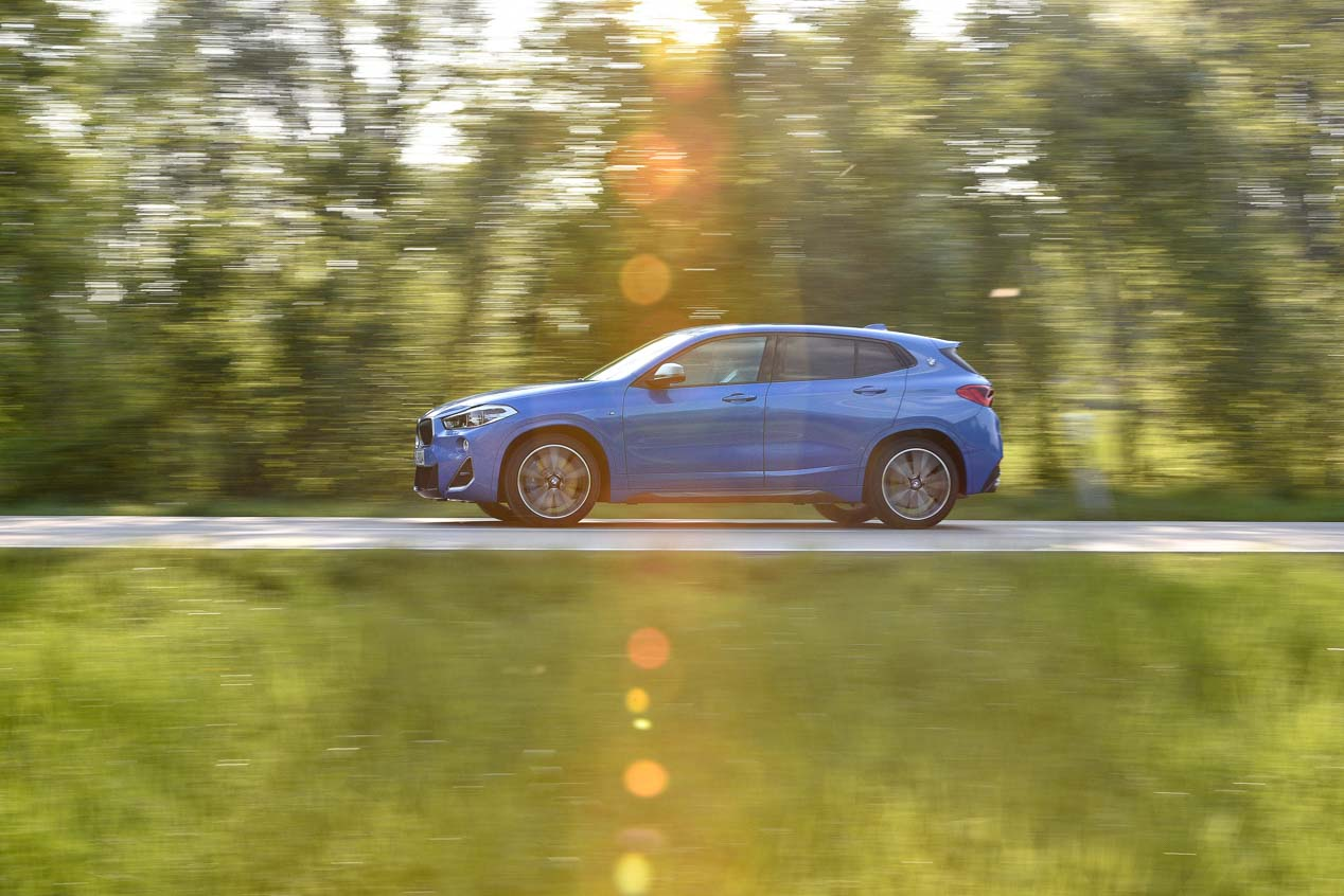 Del X1 al X7: fotos de la gama SUV de BMW
