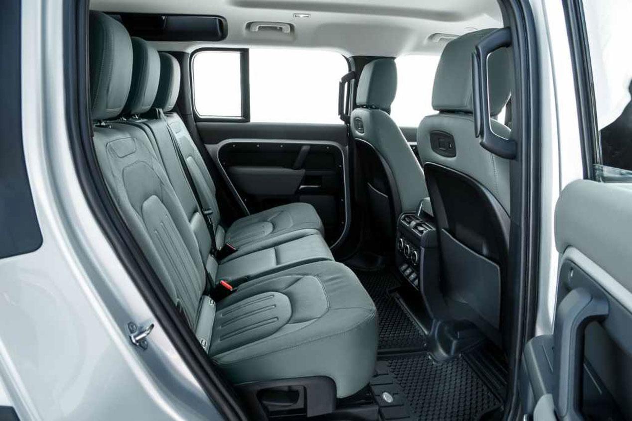 Land Rover Defender 110. El mejor todo terreno del mundo está de vuelta: todos sus secretos
