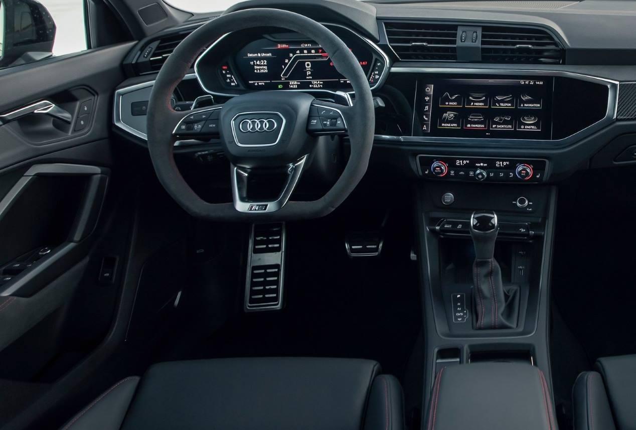 Audi RS 3 Sedán 2021: la berlina deportiva de cuatro puertas se pone a punto